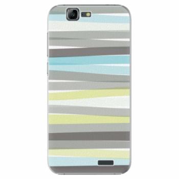 Plastové pouzdro iSaprio - Stripes - Huawei Ascend G7