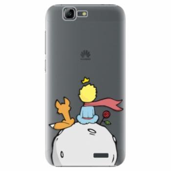 Plastové pouzdro iSaprio - Prince - Huawei Ascend G7
