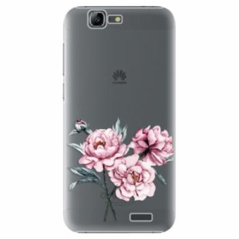 Plastové pouzdro iSaprio - Poeny - Huawei Ascend G7