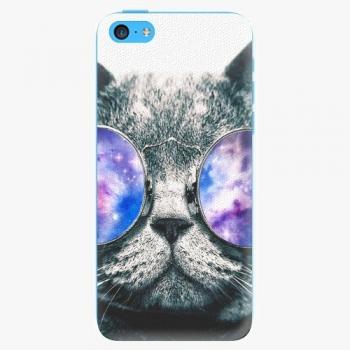 Plastový kryt iSaprio - Galaxy Cat - iPhone 5C