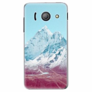 Plastové pouzdro iSaprio - Highest Mountains 01 - Huawei Ascend Y300