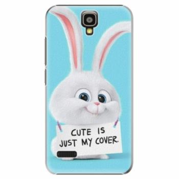 Plastové pouzdro iSaprio - My Cover - Huawei Ascend Y5