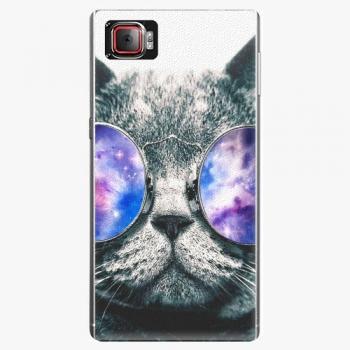 Plastový kryt iSaprio - Galaxy Cat - Lenovo Z2 Pro