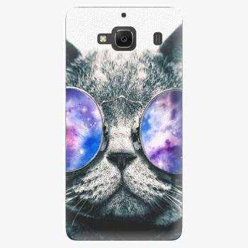 Plastový kryt iSaprio - Galaxy Cat - Xiaomi Redmi 2