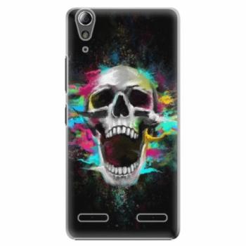 Plastové pouzdro iSaprio - Skull in Colors - Lenovo A6000 / K3