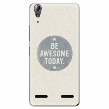 Plastové pouzdro iSaprio - Awesome 02 - Lenovo A6000 / K3