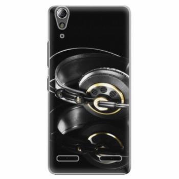 Plastové pouzdro iSaprio - Headphones 02 - Lenovo A6000 / K3