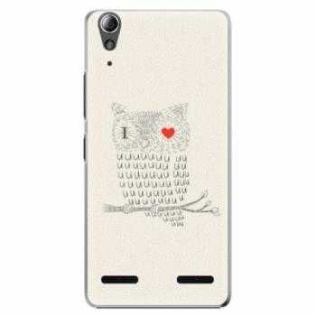 Plastové pouzdro iSaprio - I Love You 01 - Lenovo A6000 / K3