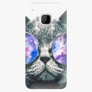 Plastový kryt iSaprio - Galaxy Cat - HTC One M9