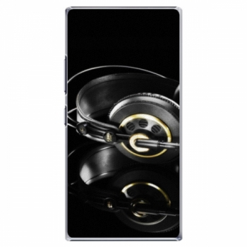 Plastové pouzdro iSaprio - Headphones 02 - Lenovo P70