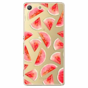 Plastové pouzdro iSaprio - Melon Pattern 02 - Sony Xperia M5