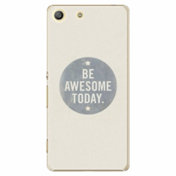 Plastové pouzdro iSaprio - Awesome 02 - Sony Xperia M5