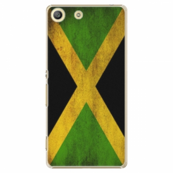 Plastové pouzdro iSaprio - Flag of Jamaica - Sony Xperia M5