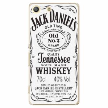Plastové pouzdro iSaprio - Jack White - Sony Xperia M5