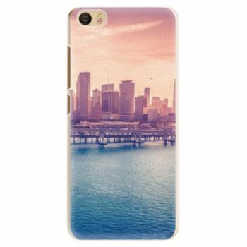 Plastové pouzdro iSaprio - Morning in a City - Xiaomi Mi5