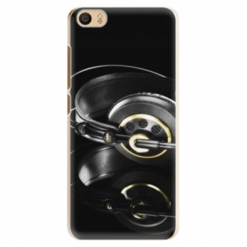 Plastové pouzdro iSaprio - Headphones 02 - Xiaomi Mi5