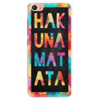 Plastové pouzdro iSaprio - Hakuna Matata 01 - Xiaomi Mi5
