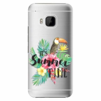 Plastové pouzdro iSaprio - Summer Time - HTC One M9