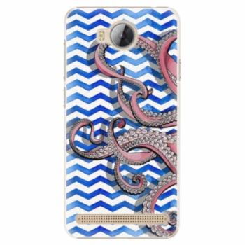 Plastové pouzdro iSaprio - Octopus - Huawei Y3 II