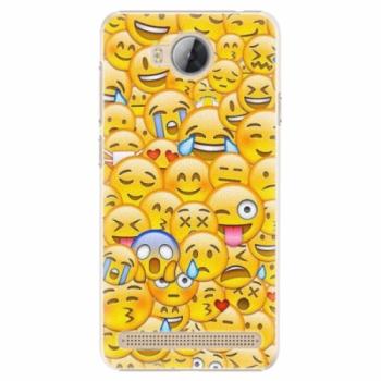 Plastové pouzdro iSaprio - Emoji - Huawei Y3 II