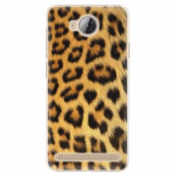 Plastové pouzdro iSaprio - Jaguar Skin - Huawei Y3 II