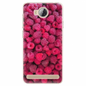 Plastové pouzdro iSaprio - Raspberry - Huawei Y3 II