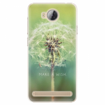 Plastové pouzdro iSaprio - Wish - Huawei Y3 II