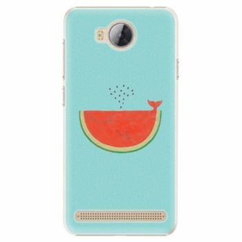 Plastové pouzdro iSaprio - Melon - Huawei Y3 II