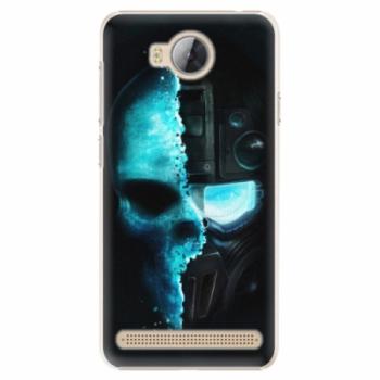 Plastové pouzdro iSaprio - Roboskull - Huawei Y3 II