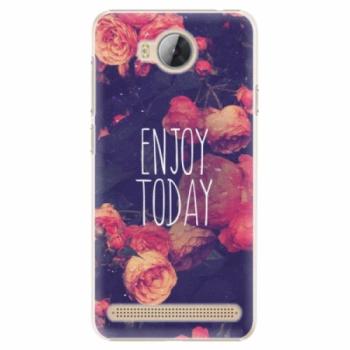 Plastové pouzdro iSaprio - Enjoy Today - Huawei Y3 II
