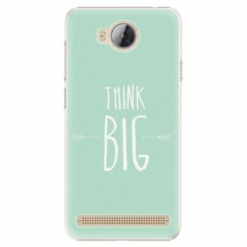 Plastové pouzdro iSaprio - Think Big - Huawei Y3 II