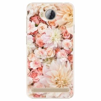 Plastové pouzdro iSaprio - Flower Pattern 06 - Huawei Y3 II