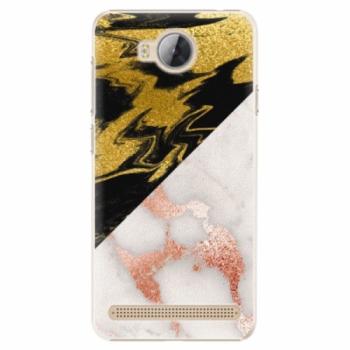 Plastové pouzdro iSaprio - Shining Marble - Huawei Y3 II