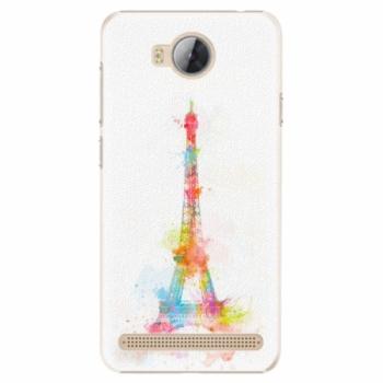 Plastové pouzdro iSaprio - Eiffel Tower - Huawei Y3 II