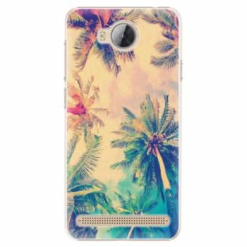 Plastové pouzdro iSaprio - Palm Beach - Huawei Y3 II