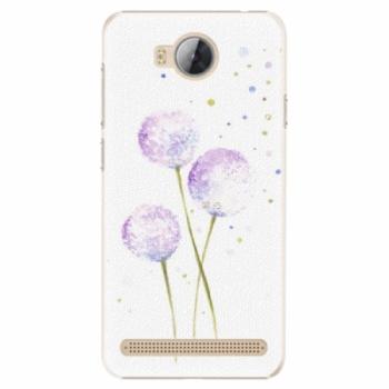 Plastové pouzdro iSaprio - Dandelion - Huawei Y3 II