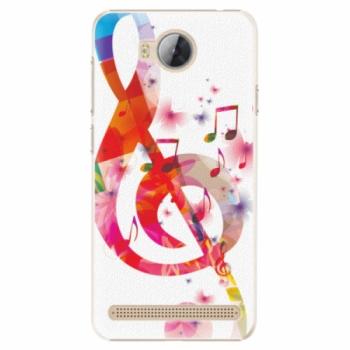 Plastové pouzdro iSaprio - Love Music - Huawei Y3 II