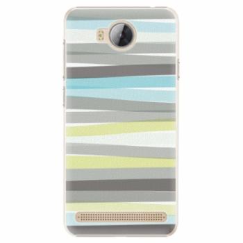 Plastové pouzdro iSaprio - Stripe - Huawei Y3 II
