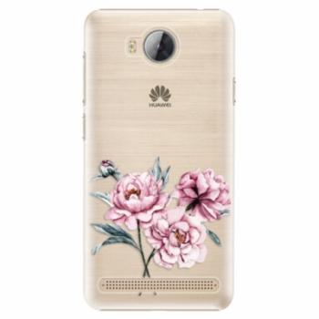 Plastové pouzdro iSaprio - Poeny - Huawei Y3 II
