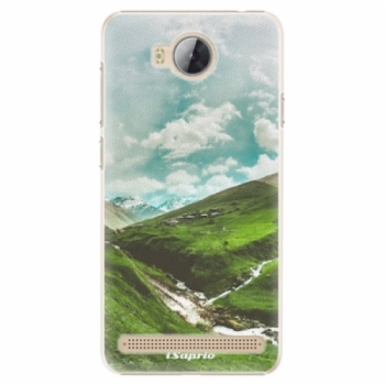 Plastové pouzdro iSaprio - Green Valley - Huawei Y3 II