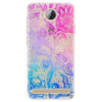 Plastové pouzdro iSaprio - Color Lace - Huawei Y3 II