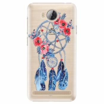 Plastové pouzdro iSaprio - Dreamcatcher 02 - Huawei Y3 II