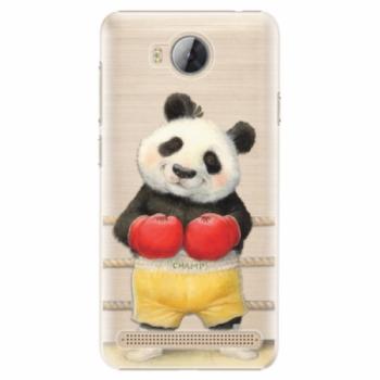 Plastové pouzdro iSaprio - Champ - Huawei Y3 II