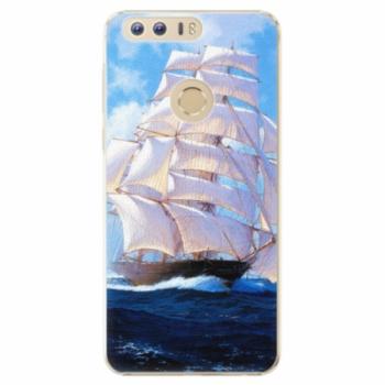 Plastové pouzdro iSaprio - Sailing Boat - Huawei Honor 8
