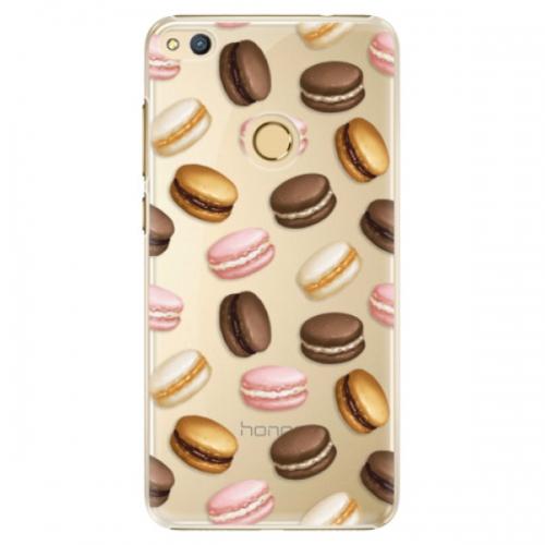 Plastové pouzdro iSaprio - Macaron Pattern - Huawei Honor 8 Lite