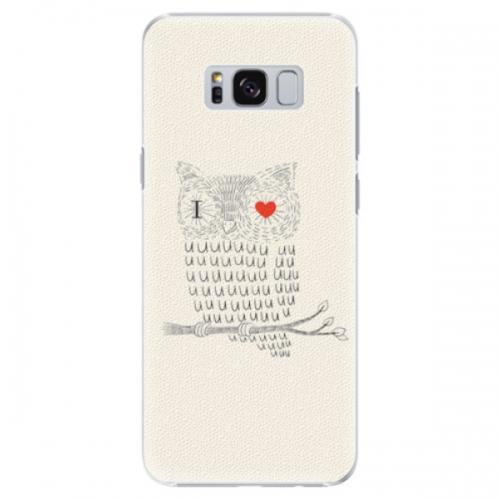 Plastové pouzdro iSaprio - I Love You 01 - Samsung Galaxy S8