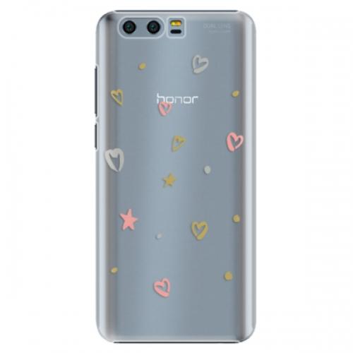 Plastové pouzdro iSaprio - Lovely Pattern - Huawei Honor 9