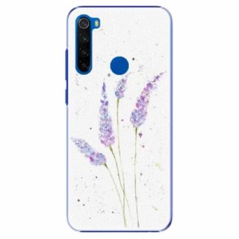 Plastové pouzdro iSaprio - Lavender - Xiaomi Redmi Note 8T