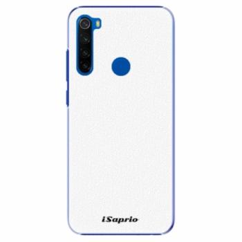Plastové pouzdro iSaprio - 4Pure - bílý - Xiaomi Redmi Note 8T