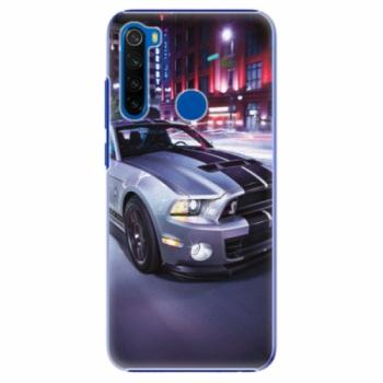 Plastové pouzdro iSaprio - Mustang - Xiaomi Redmi Note 8T